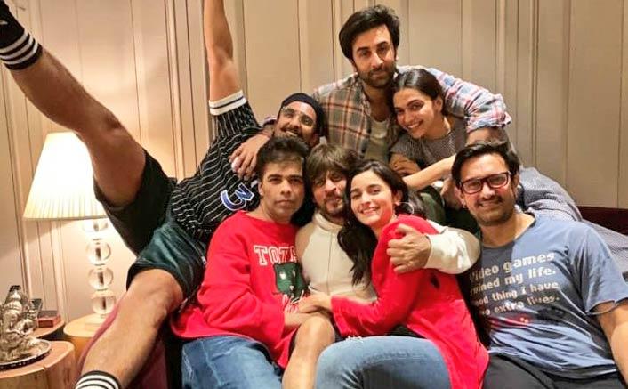 KJo hints at Biggest BLOCKBUSTER with Amir Khan, SRK, Ranbir, Alia, Deepika And Ranveer