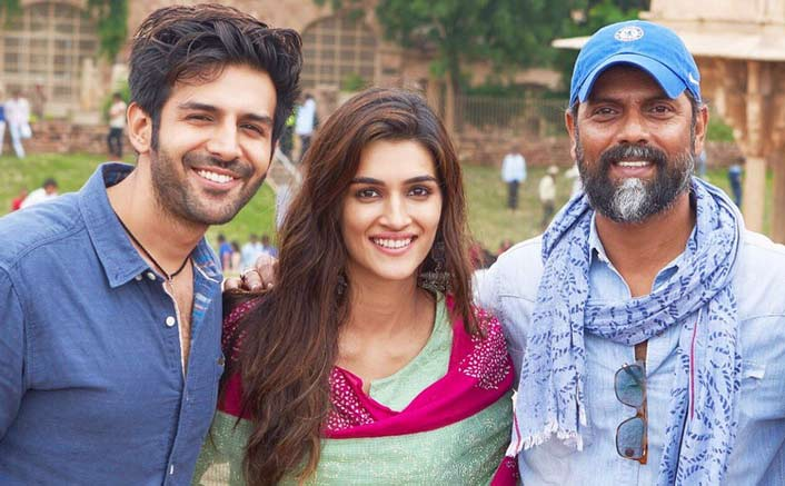 Kriti Sanon wraps up 'Luka Chuppi' shoot