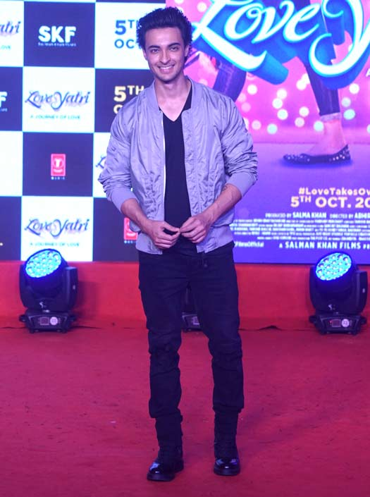 Loveyatri celebrates the journey of love with a musical extravaganza