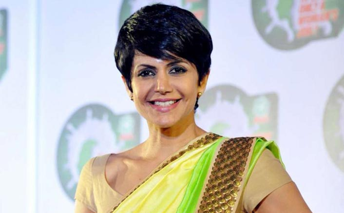 Mandira Bedi Trying To Perfect The Handstand At 48 Proves Age Is Just A Number