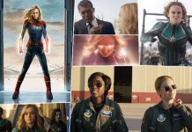 Marvel Studio's 'Captain Marvel' New Trailer and Poster is here!