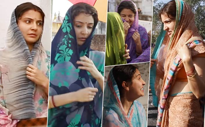 'My body language changed because of the saree' : Anushka on her perfecting wearing the saree in Sui Dhaaga!