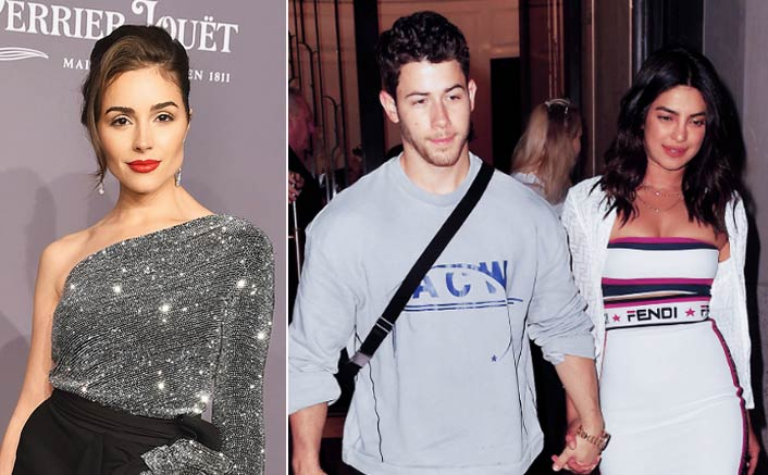 Nick Jonas's ex 'happy' about his engagement with Priyanka