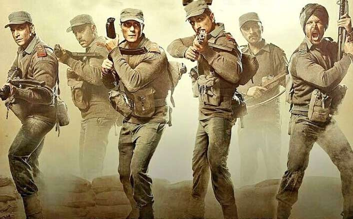 Paltan Movie Review Went For The Martyrs Almost Became One