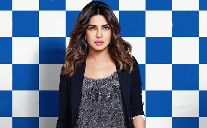 Give girls a chance at everything, urges Priyanka Chopra