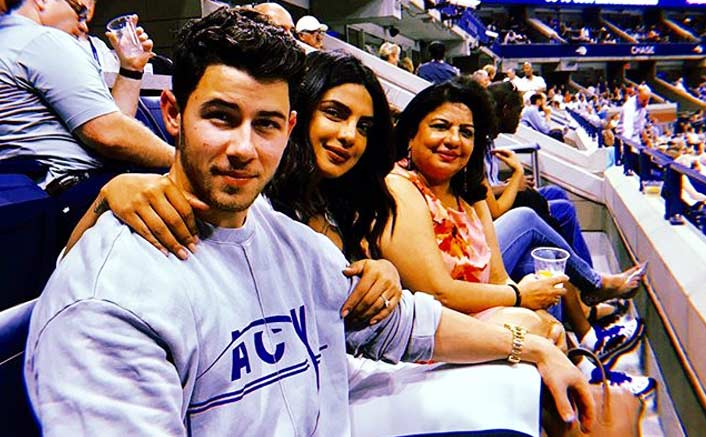 Priyanka enjoys family time with Nick Jonas