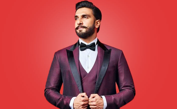 Ranveer shoots high octane action ad film in Cape Town!