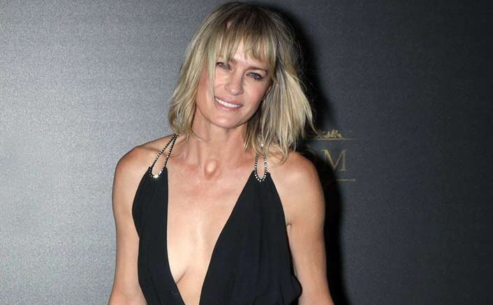 Robin Wright suggests 'second chance' for Kevin Spacey