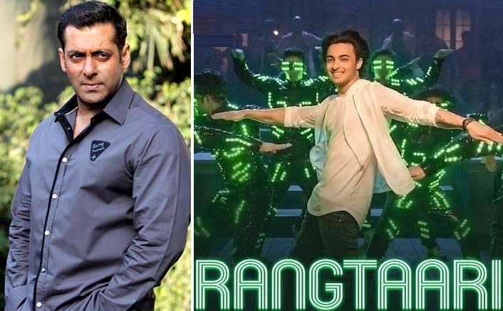 Salman Khan conceptualized entire 'Rangtaari' song: Aayush Sharma