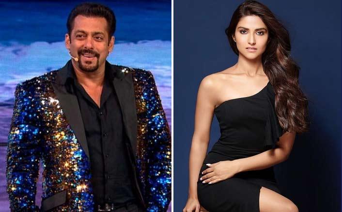 Salman proud to introduce Nutan's granddaughter on big screen