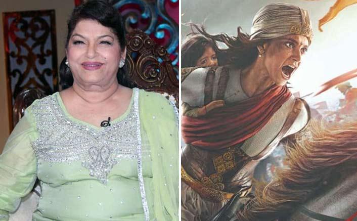 Saroj Khan to shoot song for Kangana Ranaut in Manikarnika