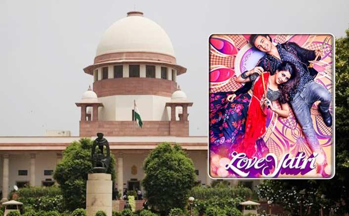SC bars coercive action against 'Love Yatri' film makers