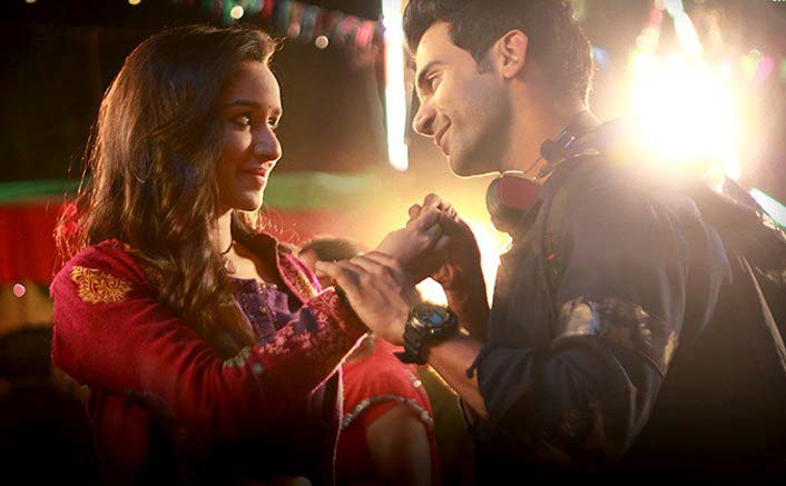 Shraddha Kapoor witnesses a strong India trend on the release day of Stree!