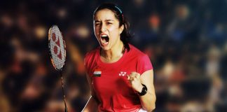 Shraddha shares sporty 'Saina' look