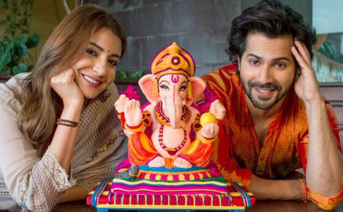 Sui Dhaaga: Check Out Varun Dhawan & Anushka Sharma's Eco-Friendly Ganesh Chaturthi Celebrations!