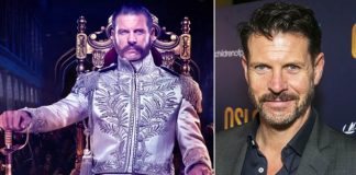 Thugs Of Hindostan: British Actor Lloyd Owen Menaces as a villain