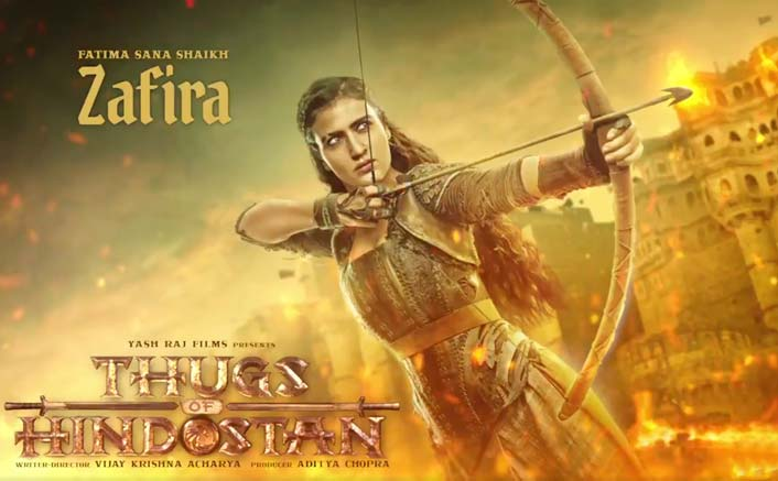Thugs Of Hindostan Motion Poster 2