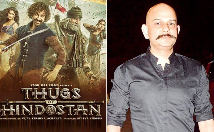 'Thugs of Hindostan' not based on any book: Director