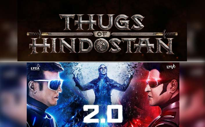 Thugs Of Hindostan OR 2.0; Which Is Your Pick? VOTE NOW!