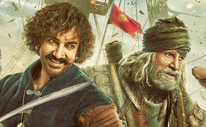 'Thugs Of Hindostan' to be dubbed in Tamil, Telugu