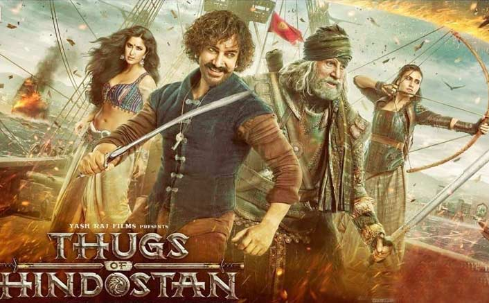 Thugs Of Hindostan Trailer Views