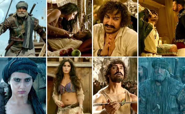 Thugs Of Hindostan Trailer: