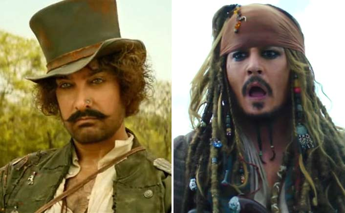 Thugs Of Hindostan VS Pirates Of The Caribbean: Similarities That Prove The Inspiration!