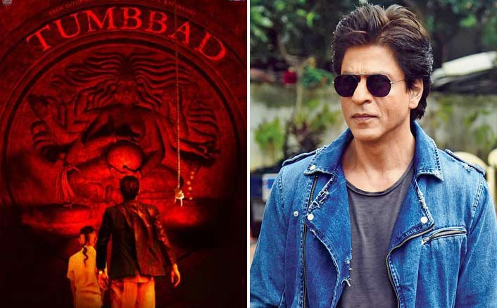 'Tumbbad' extremely well-crafted film: SRK