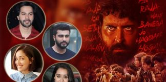 Varun Dhawan, Arjun Kapoor, Yami Gautam and others gives a thumbs up to Super 30!
