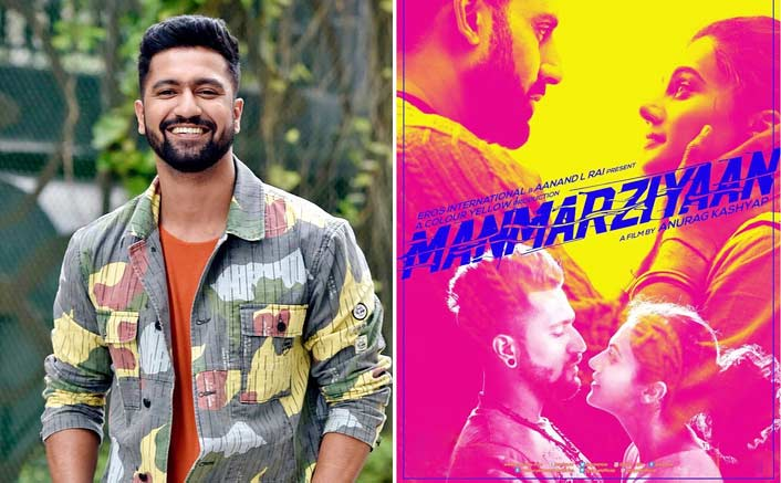 Vicky Kaushal promises to shine as a leading man in his first out and out commercial film, Manmarziyaan