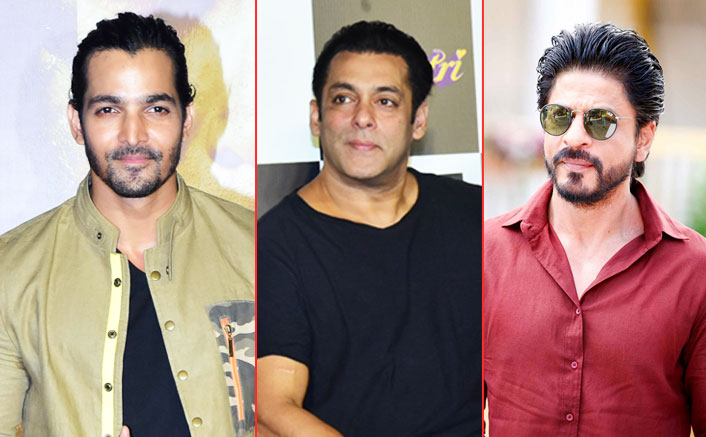 VIDEO: Paltan Star Harshvardhan Rane Gives Salman Khan & Shah Rukh Khan Lovely Nicknames!