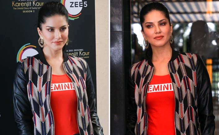 Women should speak for themselves, says Sunny Leone
