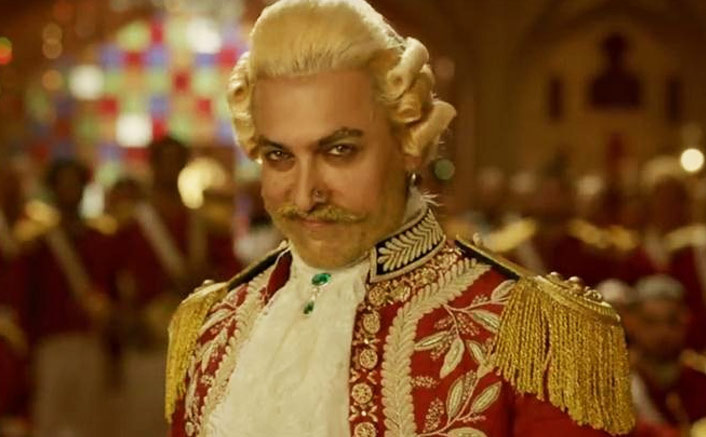 Amitabh Bachchan, Aamir Khan-starrer expected to cross Rs 70 crore