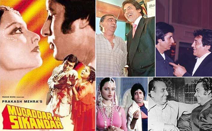 40 years today; Muqaddar ka Sikandar