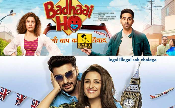 Box Office - Badhaai Ho is Superhit, on way to being Blockbuster, Namaste England folds up