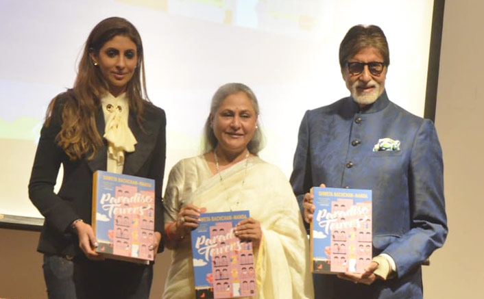 Daughter Shweta helps Big B choose right scripts