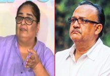 Vinta Nanda files police complaint against Alok Nath