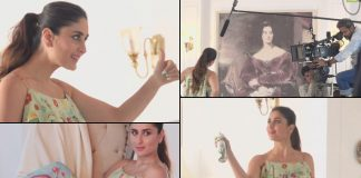 A peep into Kareena's home