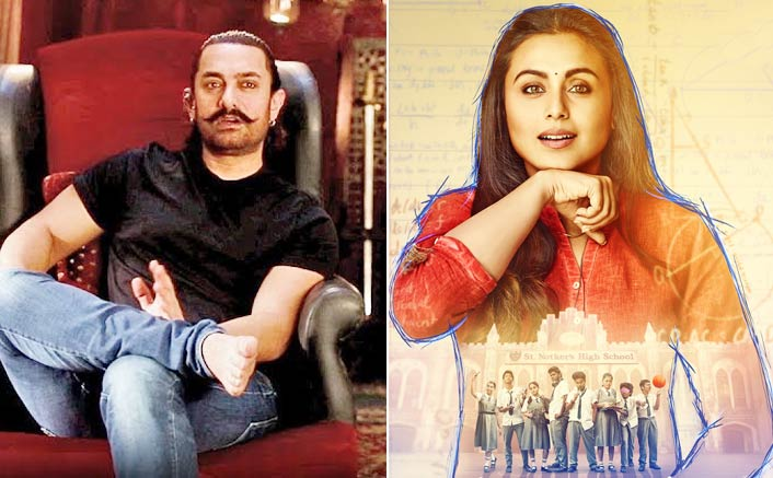 Aamir urges fans in China to watch Rani's 'Hichki'