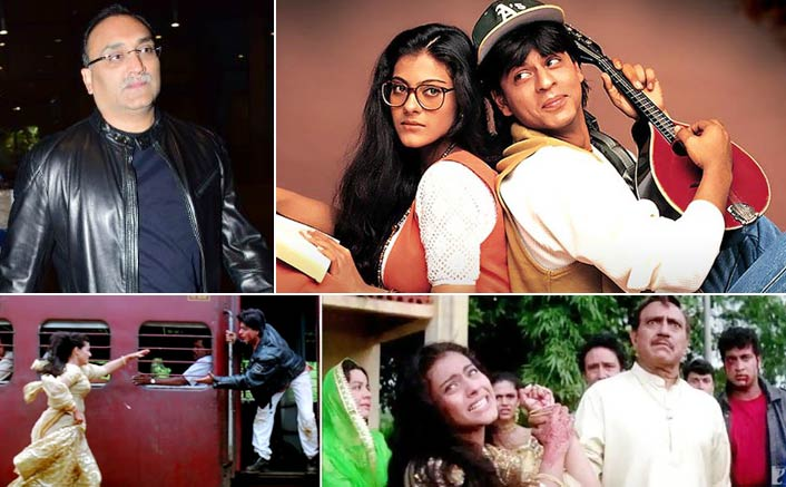 Aditya Chopra's Dilwale Dulhania Le Jayenge crosses an astounding 1200 week run!