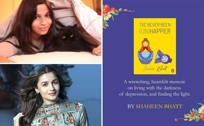 Alia Bhatt's sister Shaheen Bhatt on chronicling her battle with depresssion and her new book.