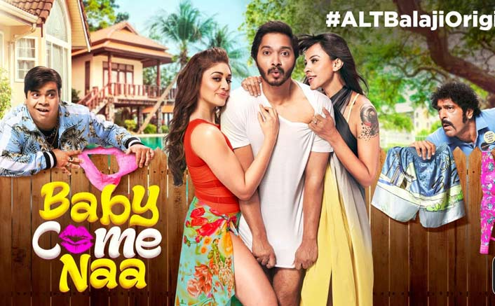 ALTBalaji Unveils The First Poster Of Its New Web Series Baby Come Naa