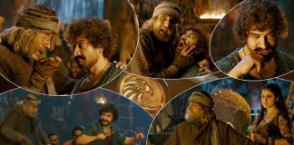 Amitabh Bachchan and Aamir Khan dance for the first time in Thugs Of Hindostan's Vashmalle