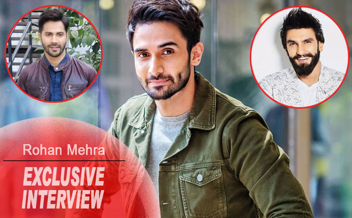 Baazaar Actor Rohan Mehra: I Really Look Up To Ranveer Singh & Varun Dhawan