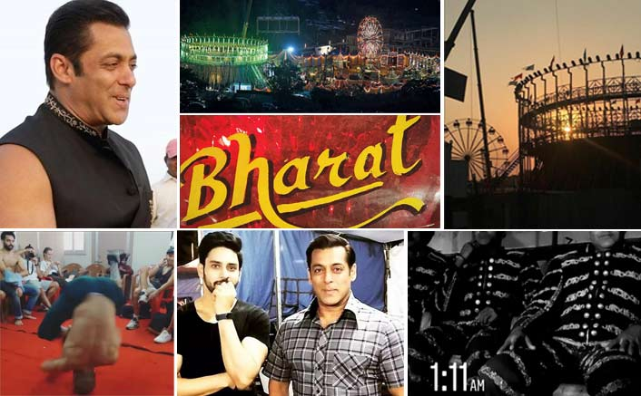 Bharat: Leaked Pictures Of Salman Khan From The Sets
