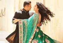 Bharat: Salman Khan-Katrina Kaif Romances In A Scorching Heat, At Mezyad Border Post