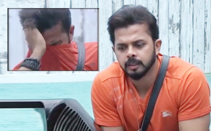 Sreesanth expresses her anger with Dipika Kakkar