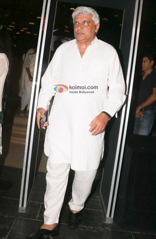 Amitabh Bachchan, Asha Bhosle, Rekha & Others B-Town Celebs Attend Krishna Raj Kapoor's Prayer Meet