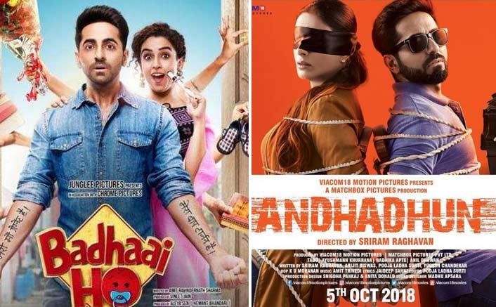 Badhaai Ho Box Office Collection: Ayushmann Khurrana Starrer Crosses His Recent Success, Andhadhun