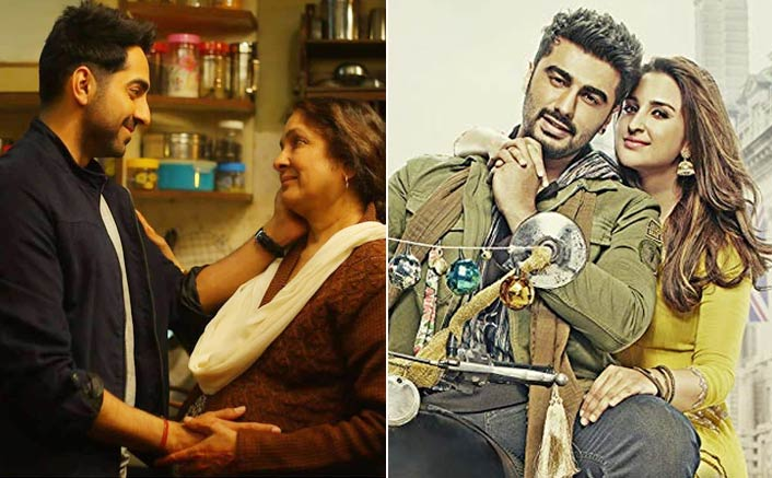 Box Office - Badhaai Ho crosses 60 crore in one week, Namaste England stays very low